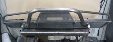 1966 1977 ford bronco offroad bumpers