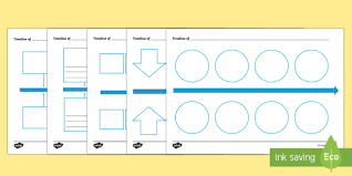 blank timeline template twinkl teacher requests research