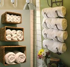 Towel Storage Ideas For Small Bathrooms Small Bathroom Towel Storage Rectangular Wall Mounted Glass Window