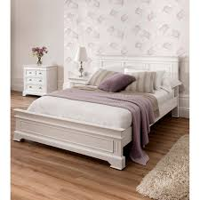 King Size Shabby Chic Bed by Banbury Elegance Bundle Deal 1