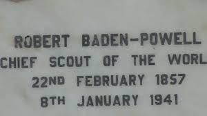 Robert Baden Powell Lord Robert Stephenson Smith Baden Powell And Olave Baden Powell