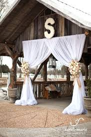 wedding arch lace wedding arch decorations fabric chic rustic burlap lace ideas and