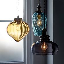 Glass Ceiling Pendant Light Lighting Ideas Interior Lighting Guide M S