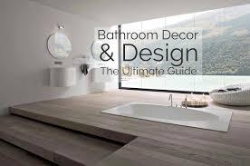 Bath Decor Bathroom Decor U0026 Design The Ultimate Guide Loombrand