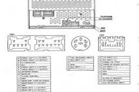 panasonic car radio wiring schematic wiring diagram