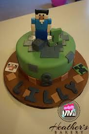 minecraft cake u2013 heather u0027s bakery