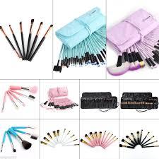 Professional Vander Bag Makeup Sets 32 24pcs Make Up Bag Brush
