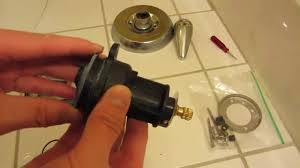 Shower Faucet Parts Replacement Kohler Shower Repair In Hd Part 2 Close Up Of Replacement Parts