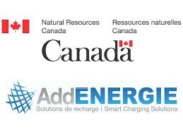 nissan canada logo news addénergie recharge pour véhicules électriques