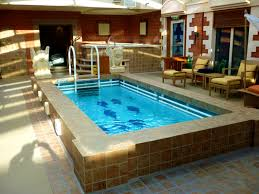 Small Pools For Small Spaces by Bathroom Agreeable Bath Style Swimming Pool Design For Small
