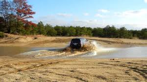 lifted 4runner v8 off road in the pine barrens nj youtube