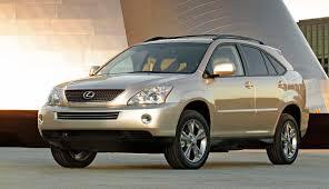 lexus suv hybrid gebraucht hybrid suv lexus rx 400h gebrauchtwagen test