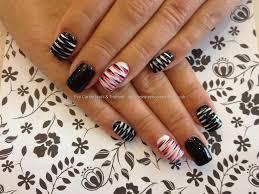 nailart and things pink brown duochrome nail polish bm 208 nail