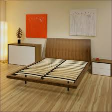 Flat Platform Bed Bedroom Fabulous Build Platform Bed Frame Flat Platform Bed