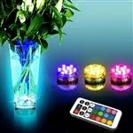 Waterproof Vase Lights Discount Lighting Supplies Store Tinydeal