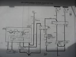 mercedes 1981 240d airconditioning system diagrams anyone