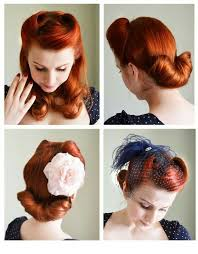 1940s bandana hairstyles best 25 roll hairstyle ideas on pinterest easy updo 1940s