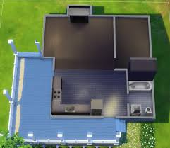 mod the sims country house with wrap around porch