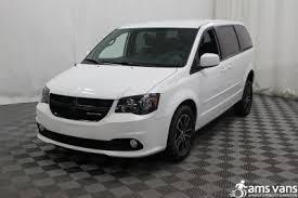 dodge cer vans for sale 2017 dodge grand caravan wheelchair for sale 43 995