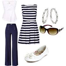 nautical attire nautical mix and match cuteness nautical