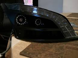 custom nissan maxima 2003 will 2012 tail lights fit on my 2009 w out any modifications