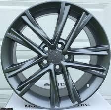 lexus f sport rim color 4 new 18 u0026 034 wheels rims for 2014 2015 lexus is250 f sport rim 3073