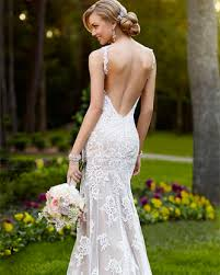 backless wedding dress backless wedding dresses preowned wedding dresses