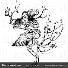 clipart owl black and white owl clipart 1147879 illustration by prawny vintage