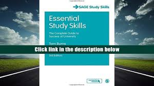 download essential study skills the complete guide to success at