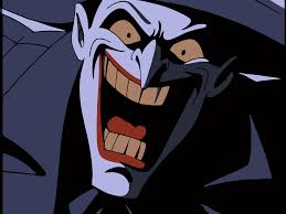batman clipart joker animated series pencil color batman