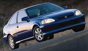 1999 honda civic si first drive u0026 road test review motor trend
