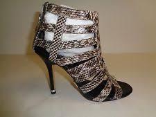 michael kors womens boots size 12 michael kors s snakeskin ebay