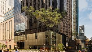 trump tower address 10 skyscrapers that changed american history