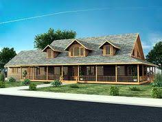 home with wrap around porch single story farmhouse with wrap around porch square 3