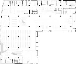 University Library Floor Plan Peckham Library Peckham Library Pinterest Architectural Drawings