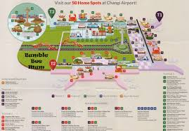 Airport Floor Plan Design by Changi Airport Singapore Map Official Transit System Stations Map