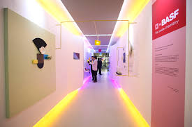 smart living space concept from basf transforms home of tomorrow
