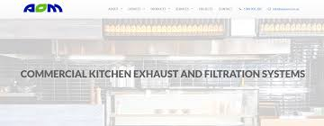 Kitchen Exhaust System Design by Air And Odour Management Australia Aom Australia Linkedin
