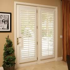 Bypass Shutters For Patio Doors New Brunswick Patio Door Shutter Choices Sunburst Shutters New
