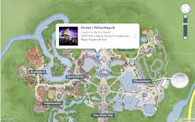 Universal Studios Orlando Google Maps by My Disney Experience Website Map Kennythepirate Com An