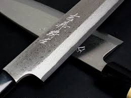 japanese damascus kitchen knives yoshikane tamamoku stainless 32 layer damascus steel vg10 gyuto