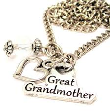 great grandmother necklace great necklace clipart