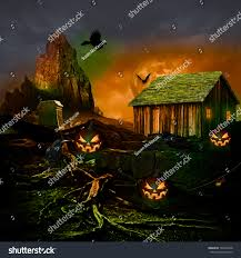 halloween picture background halloween background design holiday party flyer stock photo