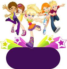polly pocket birthday party girls party invite poly pocket party