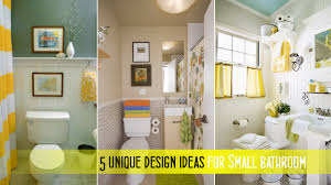 Great Ideas For Small Bathrooms Impressive Ideas For Decorating Small Bathrooms With Good Small