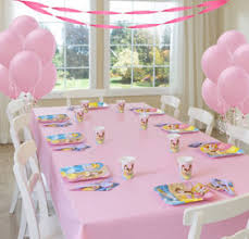Princess Party Decorations Circus Animals Birthday Cake Birthday Cake And Birthday