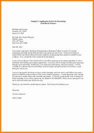 9 sample cover letter internship bolttor que chart