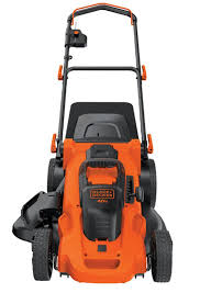 black and decker electric lawn mower home idea pinterest