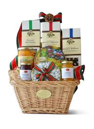 thanksgiving gift baskets dicamillo bakery