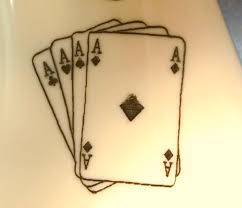 4 aces tattoo pictures to pin on pinterest tattooskid